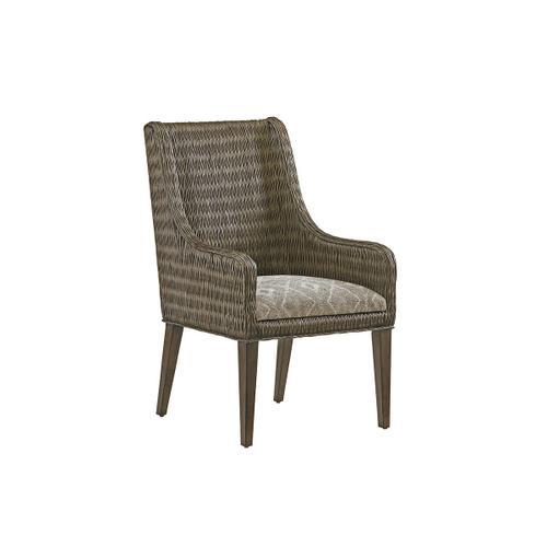 Brandon Woven Arm Chair