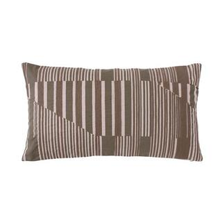 See Details - Vector Pillow Cover Olive