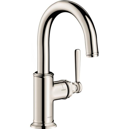 AXOR - Polished Nickel Bar Faucet, 1.5 GPM