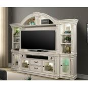 LANCASTER 4 piece Entertainment Wall