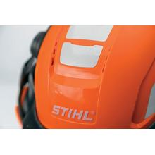 Technically advanced helmet system, designed for professionals.