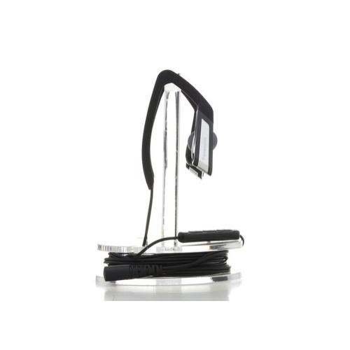 Water-Resistant Sports Clip In-Ear Headphones RP-HSC200-K - Black
