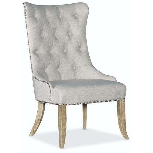 Dining Room Castella Tufted Dining Chair - 2 per carton/price ea