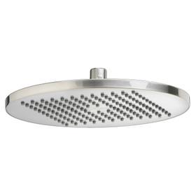 Modern Rain Showerhead - Brushed Nickel
