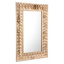 Mini Circles Gold Mirror