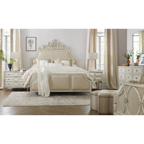 Hooker Furniture - Sanctuary Queen of Diamonds Bachelorette Chest