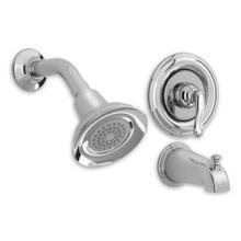 Winthrop 4 Piece Bath Kit - Brushed Nickel