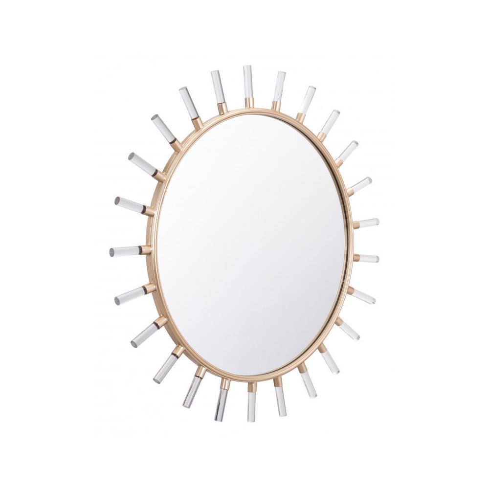 Sunlight Mirror Gold