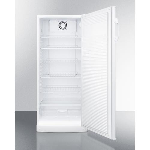 "Summit - 10.1 CU.FT. General Purpose Auto Defrost All-refrigerator With Internal Fan In Thin 24"" Footprint"