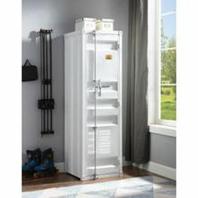 ACME Cargo Wardrobe (Single Door) - 35911 - White