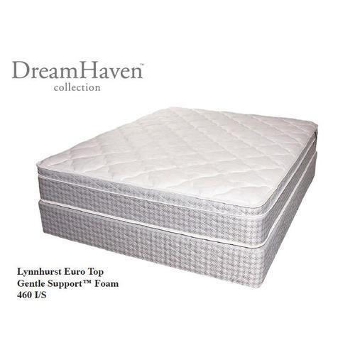 Dreamhaven - Lynnhurst - Euro Top - King