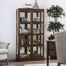 See Details - Vilas Curio Cabinet