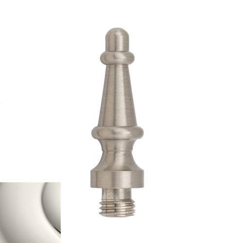 Polished Nickel Steeple Finial