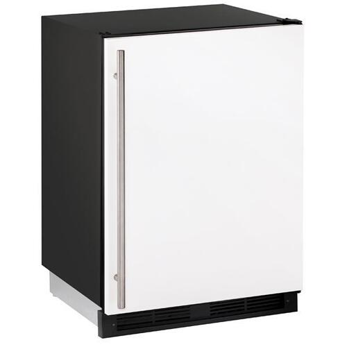 "24"" Refrigerator With White Solid Finish (115 V/60 Hz Volts /60 Hz Hz)"