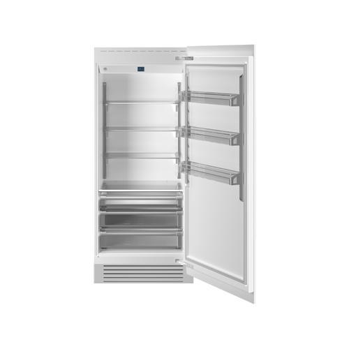 "36"" Built-in Refrigerator column - Panel Ready - Right hinge"