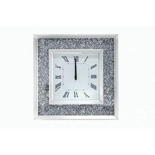 ACME Noralie Wall Clock - 97395 - Mirrored
