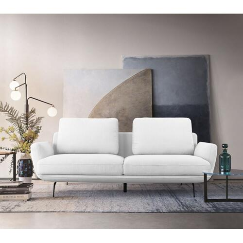 VIG Furniture - Divani Casa Dolly - Modern Off White Loveseat