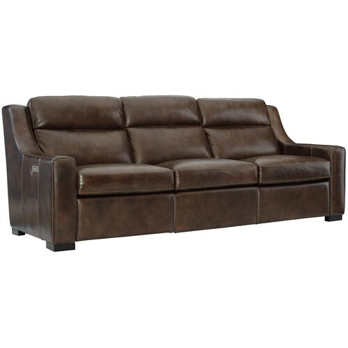 Germain Power Motion Sofa in Mocha (751)