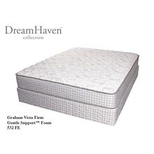 Serta Dreamhaven - Graham Vista - Firm - Queen