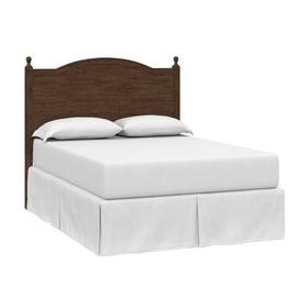 Charlotte Panel Headboard Queen, Footboard None