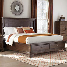 View Product - Telluride Storage Bed
