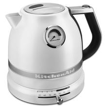 See Details - 1.5 L Pro Line® Series Electric Kettle Frosted Pearl White