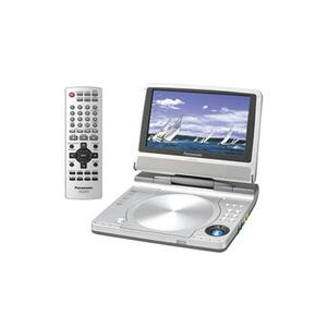 PanasonicPortable DVD-Audio/Video Player