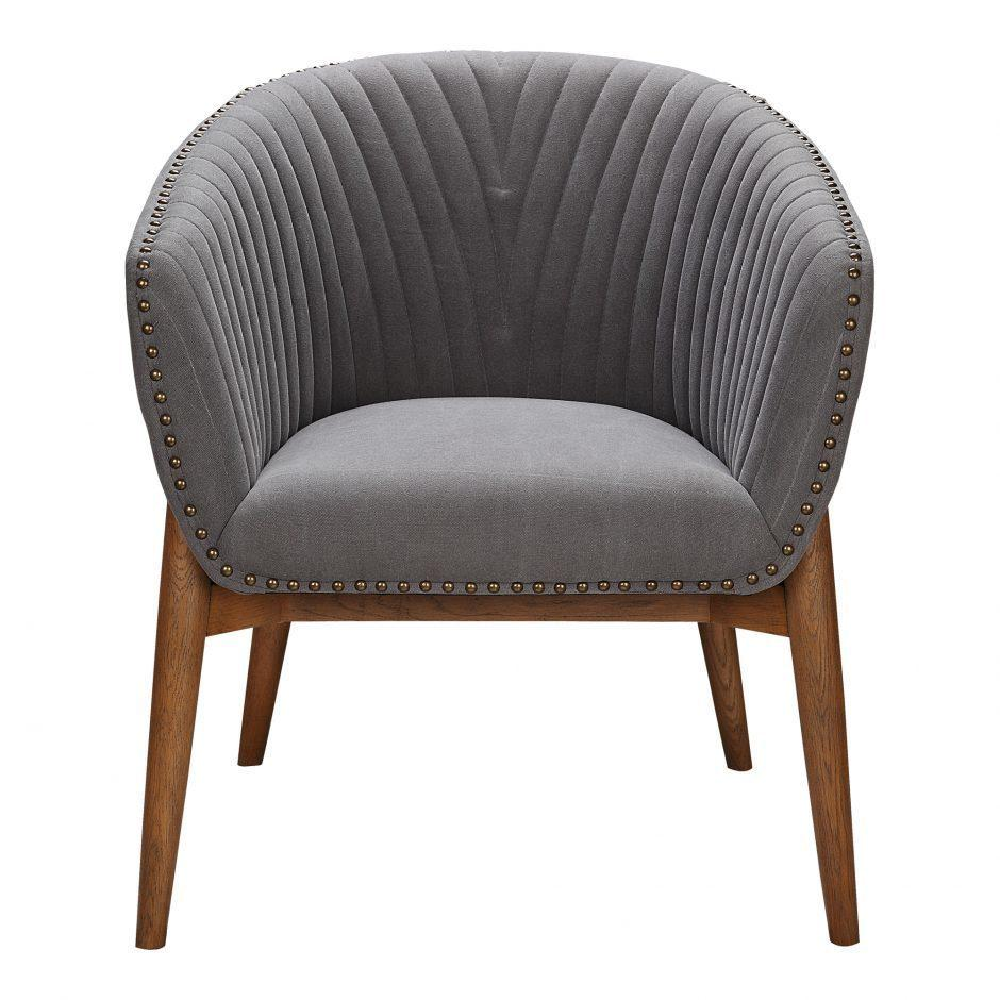 See Details - Kismet Tub Chair Grey