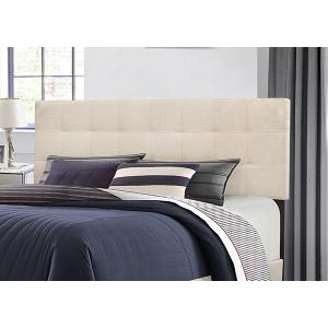 Delaney Headboard - King - Linen Fabric