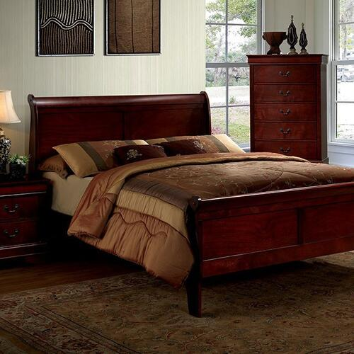 Louis Philippe III Bed
