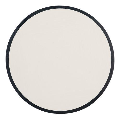 Bernhardt - Silhouette Side Table in Eggshell (307)