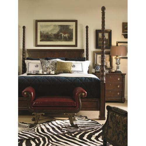Century Furniture - Chelsea Club Bywater Nightstand