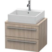 Vanity Unit For Console Compact, Pine Silver (decor)