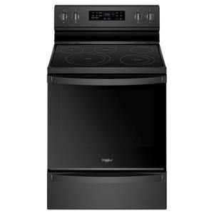 Whirlpool6.4 cu. ft. Freestanding Electric Range with Frozen Bake™ Technology