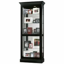 See Details - Howard Miller Berends Curio Cabinet 680477