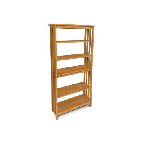 John Thomas Furniture - 72''H Mission Bookcase