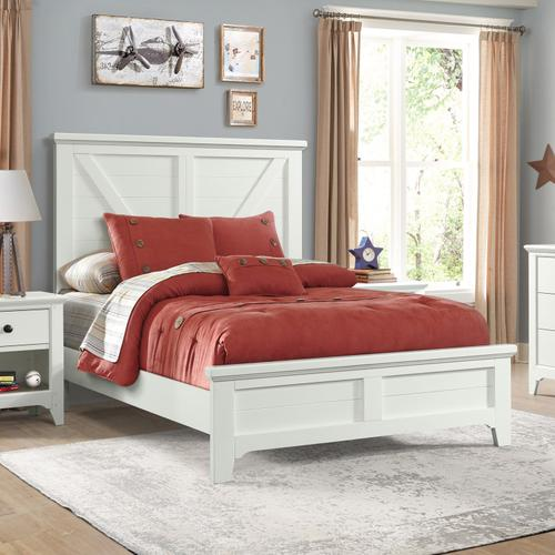Tahoe Youth Full Bed  Sea Shell