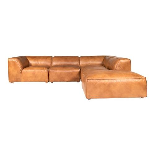 Moe's Home Collection - Luxe Dream Modular Sectional Tan