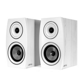 C 93 II Bookshelf Speaker - White