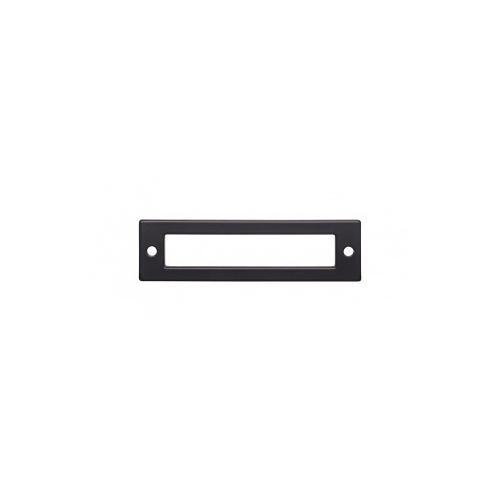 Hollin Backplate 3 3/4 Inch - Flat Black