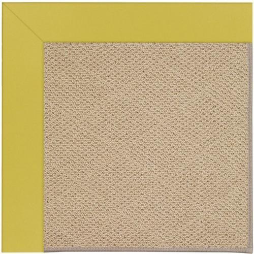 "Creative Concepts-Cane Wicker Canvas Lemon Grass - Rectangle - 24"" x 36"""