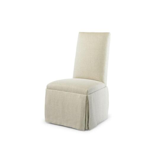 Hollister Strght Back/strght Top Chair