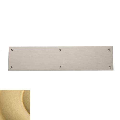 Square Edge Push Plate