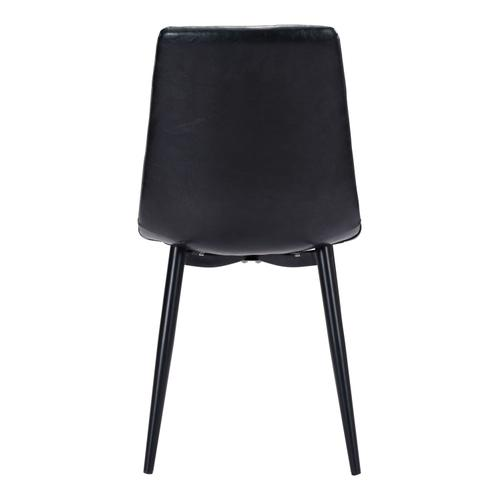 Zuo Modern - Dolce Dining Chair Vintage Black