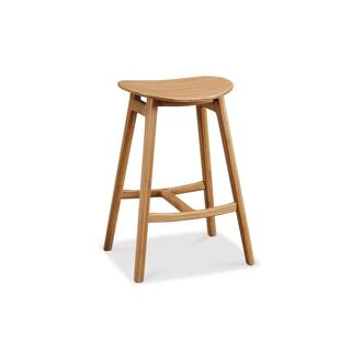 See Details - Skol Counter Height Stool, Caramelized, (Set of 2)