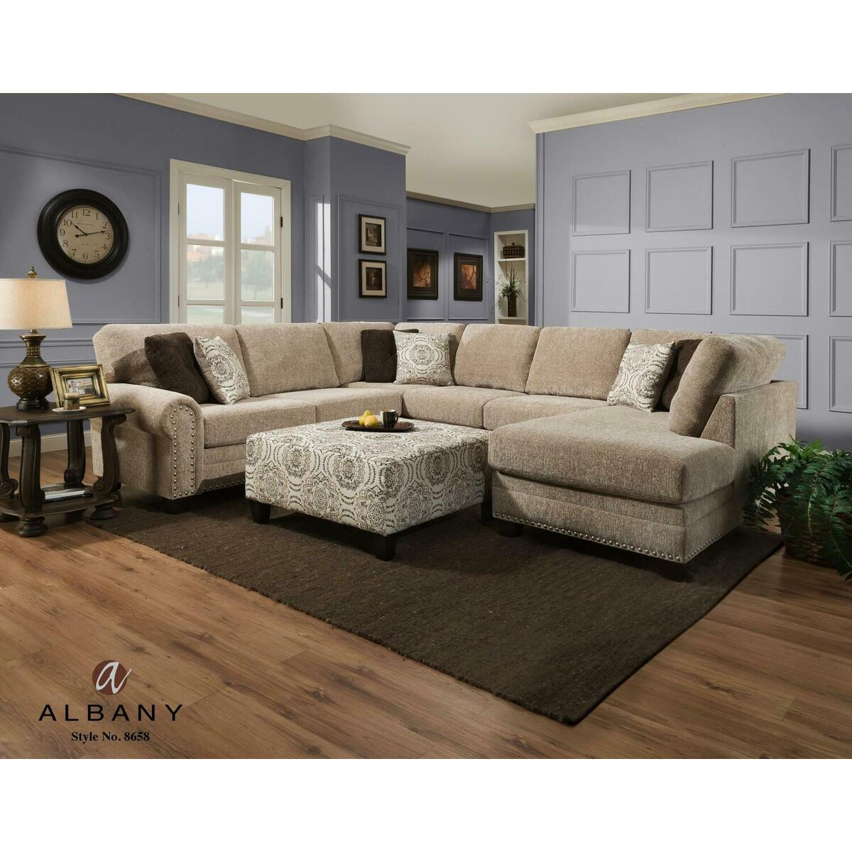 3PC Sectional(61/63/67)