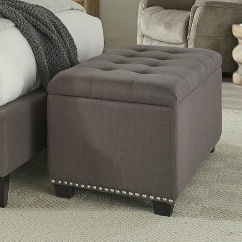 Parker House - CAMERON - SEAL Storage Bench