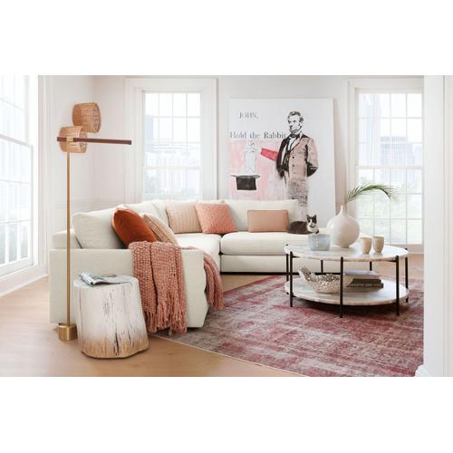 MARQ Living Room Quinton Right End Bumper