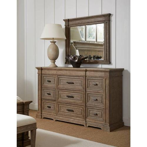 Stanley Furniture - Portico Landscape Mirror - Drift