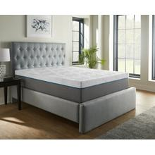 "Renue 14"" Medium Firm Memory Foam Mattress, Queen"
